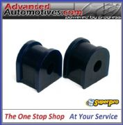 Superpro Rear Anti Roll Bar Bushes 19mm Land Rover Range Rover 87-02 SPF0666-19K